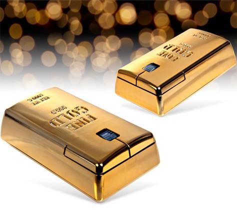 gold-bullion-wireless-mouse